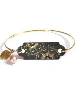 Bracelet dur collection Stellaire