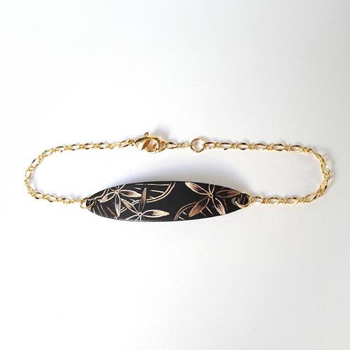 Bracelet chaîne collection Dentelle