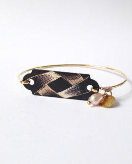 Bracelet dur collection Ruban